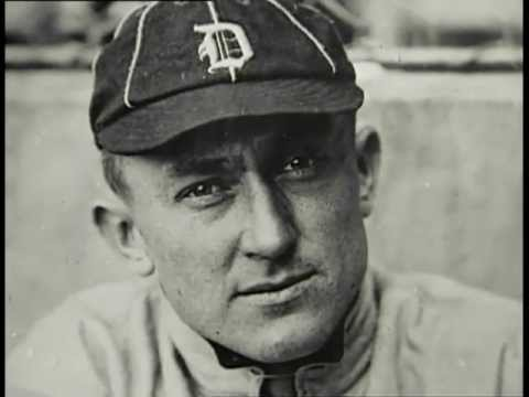 Baseball Hall of Fame - Biographies: Ty Cobb