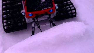 getlinkyoutube.com-RC TRAIL KYOSHO BLIZZARD SNOW TRAIL & PLOWING