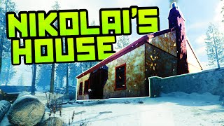 getlinkyoutube.com-Black Ops 3 Zombies: NIKOLAI'S HOUSE (BO3 Zombies Trailer Easter Egg Explained) | CoD BO3 Zombies