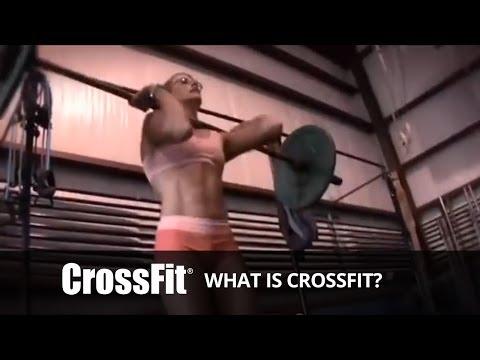 Что такое кроссфит?