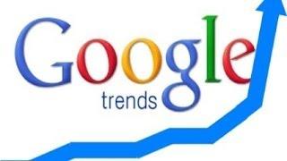 วิธีใช้ Google Trends ตรวจสอบแนวโน้ม Keyword