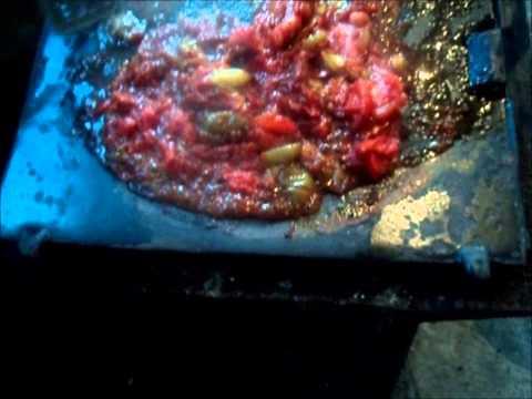 coloradito de oaxaca- mole con guajolote deliciasdelupita