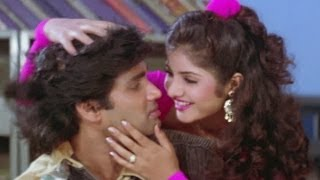 getlinkyoutube.com-Jalta Hai Badan Yeh Mera, Divya Bharti, Sunil Shetty, Balwaan Romantic Song