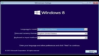 getlinkyoutube.com-Windows 8 Installation and Configuration