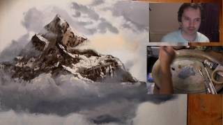 Clives Mountain Gets Cloudy - Clive & Jason Collaboration
