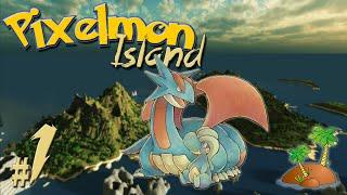 getlinkyoutube.com-Pixelmon Island | Season 4 Episode 1 - Bagon (Pokemon in Minecraft)
