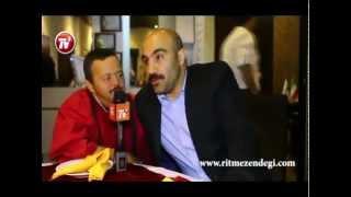 getlinkyoutube.com-ویدئویی از جشن تولد پر ستاره محسن تنابنده در شب رونمایی از «گینس»/قسمت اول