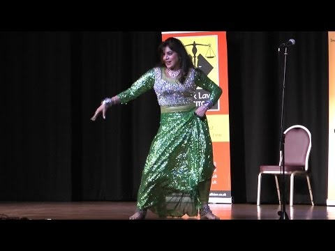 Dancer Megha Best Punjabi Stage Show Dance London