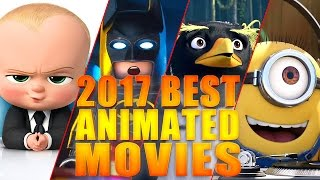 Best 2017 Animated Movies | Trailer Compilation
