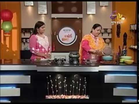 Rasoi Show - રસોઈ શો - પન્ચુરી ચોકોલાતે, હ્ય્દ્રબડી બિરયાની & મોંગોલિયન બબ્ય કર્ણ