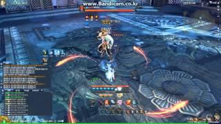 getlinkyoutube.com-[Blade and Soul]15th Floor Boss. Naksun(Forcemaster for Begineer)