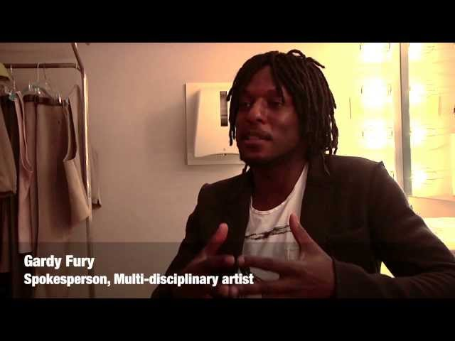 Interview with Gardy Fury spokesperson for The Round Table on Black History Month