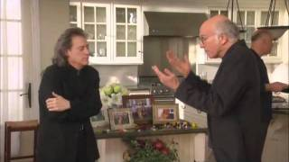 Larry David Pissed Off  - Curb Your Enthusiasm Season 8