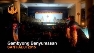 Tari Gambyong Banyumasan - SANTIADJI 2015 - PSTK-ITB
