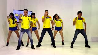 getlinkyoutube.com-WE ARE ONE MUNDIAL 2014 COREOGRAFIA RIO DANCE SHOW