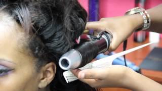 getlinkyoutube.com-4 Dollz Only Hair Tutorial(Full Sew-In)