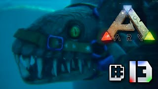 getlinkyoutube.com-New Base & Set - Ark Survival Evolved || Ep 13
