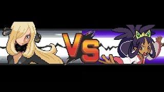 getlinkyoutube.com-Pokemon: Cynthia VS Iris