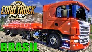 getlinkyoutube.com-Caminhoneiro Bêbado - Euro Truck Simulator 2