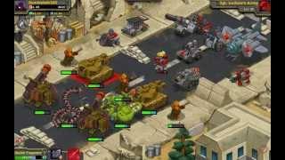 getlinkyoutube.com-Battle nations boss strike 18