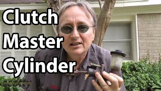 How to Replace Clutch Master Cylinder in Your Car