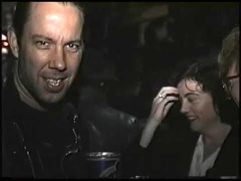 Gig #2 Outside Gas Station 1989 Copernicus and Band 10/5/1989