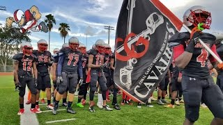 getlinkyoutube.com-Upset - Highlights - Miami Carol City Chiefs vs Coral Gables Cavaliers