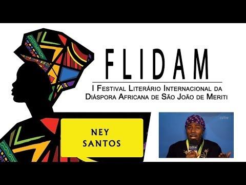 CULTNE - Ney Santos - FLIDAM