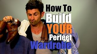 getlinkyoutube.com-How To Build YOUR Perfect Wardrobe | Cool New Tech Tool