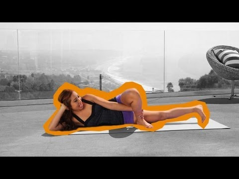 Lean Legs for Short Halloween Skirts Routine   Pilates Bootcamp With Cassey Ho