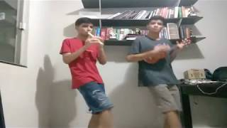 Twenty One Pilots - Tear In My Heart (Ukulele e Flauta Doce)