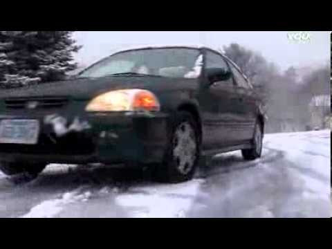 How To Drive in the Snow ; Car Tips