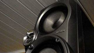MHC-DX50 tocando no talo!!!