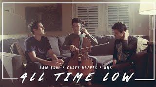 getlinkyoutube.com-All Time Low (Jon Bellion) - Sam Tsui, Casey Breves, KHS Cover