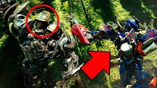 getlinkyoutube.com-Transformers 2 Revenge of the Fallen Optimus Prime Forest Battle  - Fight Scene Breakdown