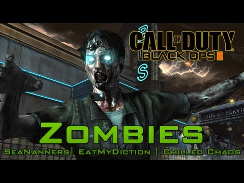 Zombies #1 with SeaNanners, Diction, Chilled (Black Ops 2)