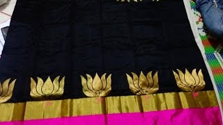 getlinkyoutube.com-chanderi silk saree