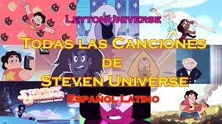 getlinkyoutube.com-★ TODAS las Canciones de Steven Universe [Español Latino] | Leyton Lion ★
