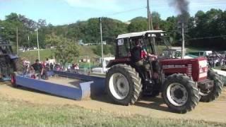 getlinkyoutube.com-New Holland 80-66S Tractorfest 2010 Pietracolora