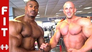 getlinkyoutube.com-HOW GIANTS TRAIN BACK - SIMEON PANDA & BEN RADIC