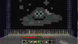 getlinkyoutube.com-【Minecraft】 ワイヤー式ジ・エンド経験値トラップ 【レベル30到達1分】