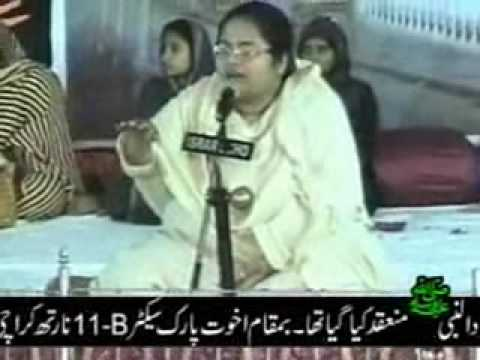 MILAD BY MQM UNIT 133-B BILQIS MUKHTAR BAJEE PART-2