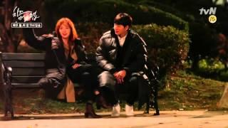 Park Hae Jin 朴海鎮 박해진 - 奶酪陷阱KISS戲拍攝花絮「中字」
