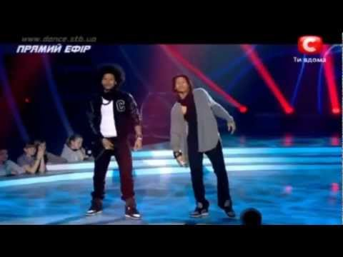 Les Twins @ Dance All in Ukraine 2012