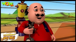 getlinkyoutube.com-Robot Of Furfuri Nagar - Motu Patlu in HIndi