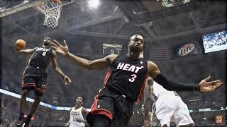 getlinkyoutube.com-LeBron James: Top 10 Alley Oop Dunks from Wade