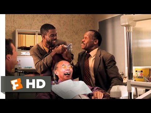 Lethal Weapon 4 (3/5) Movie CLIP - Laughing at the Dentist's (1998) HD