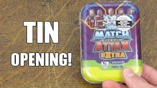 getlinkyoutube.com-Match Attax Extra 2016 TIN OPENING!