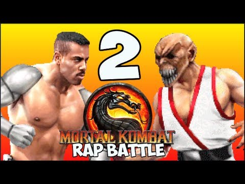 MORTAL KOMBAT: EPIC RAP BATTLE 2