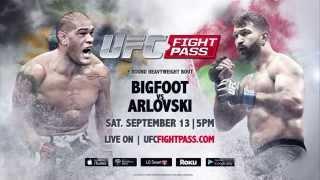 UFC Fight Night Brasilia: Clash of the Giants